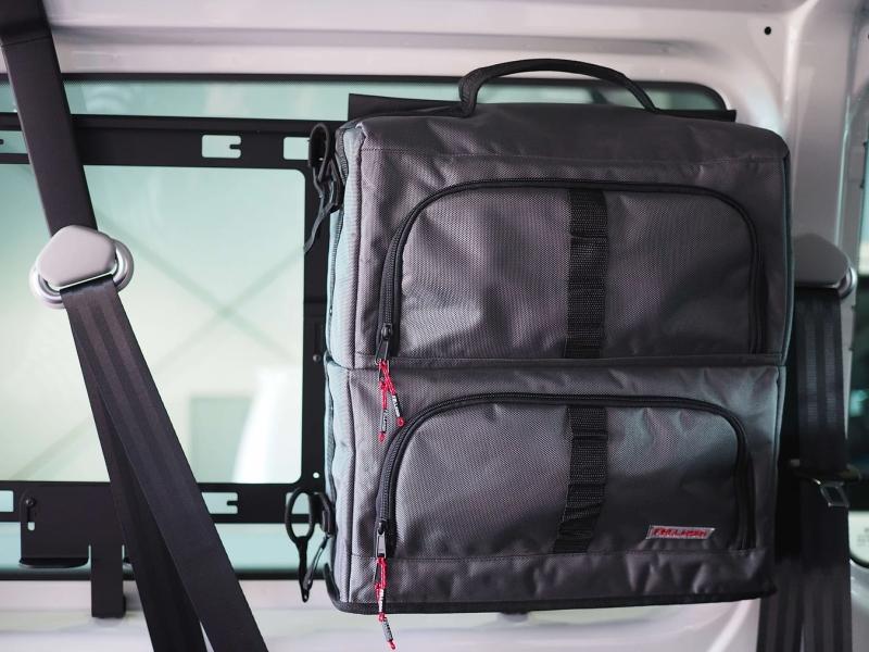 Träger im VW Transporter Kombi
