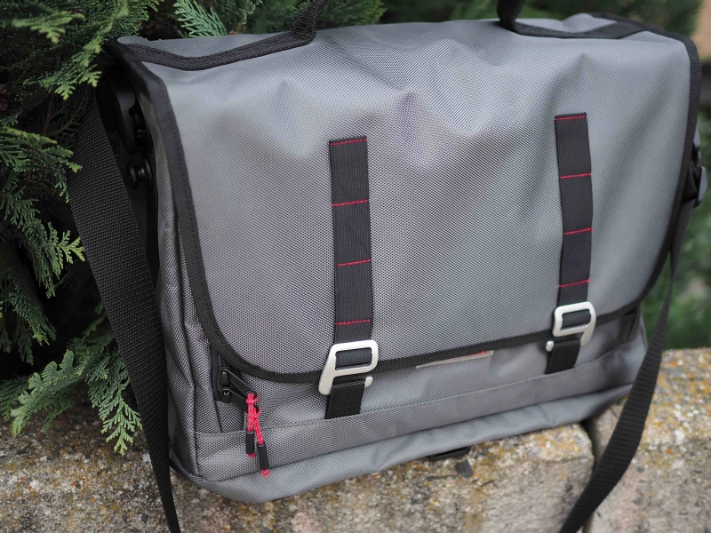 Als Messenger-Bag